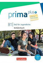 Купить - Книги - Prima plus B1 - Schülerbuch mit MP3-Download