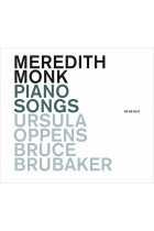 Купить - Музыка - Ursula Oppens, Bruce Brubaker: Meredith Monk - Piano Songs (Import)