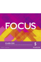 Купить - Книги - Focus 5 Advanced Class Audio CDs