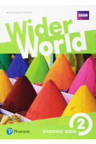 Купить - Книги - Wider World 2 Students' Book