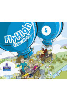 Купить - Книги - Fly High 4 Class Audio CDs (3)