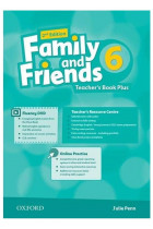 Купить - Книги - Family and Friends 6 Second Edition Teacher's Book Plus