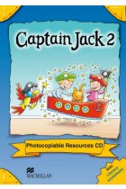 Купить - Книги - Captain Jack Level 2 Photocopiables CD-ROM (шт)