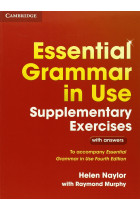 Купить - Книги - Essential Grammar in Use Supplementary Exercises: To Accompany Essential Grammar in Use Fourth Edition