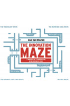 Купить - Книги - The Innovation Maze: 4 Routes to a Successful New Business Case