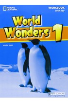 Купить - Книги - World Wonders 1. Workbook with Key