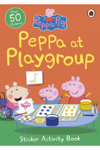 Купити - Книжки - Peppa Pig. Peppa at Playgroup Sticker Activity Book