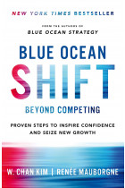 Купить - Книги - Blue Ocean Shift: Beyond Competing Proven Steps to Inspire Confidence and Seize New Growth