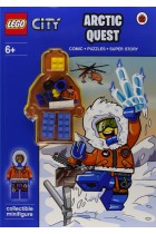 Купити - Книжки - Arctic Quest Activity Book With Minifigure