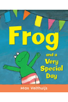 Купить - Книги - Frog and a Very Special Day