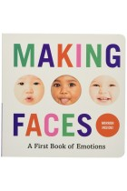 Купити - Книжки - Making Faces. A First Book of Emotions