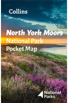 Купити - Книжки - North York Moors National Park Pocket Map