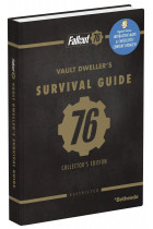 Купить - Книги - Fallout 76. Official Collector's Edition Guide