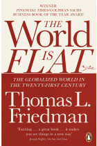 Купити - Книжки - The World is Flat. The Globalized World in the Twenty-First Century