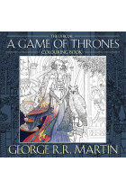 Купить - Книги - The Official A Game of Thrones Colouring Book