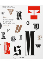 Купить - Книги - Type. A Visual History of Typefaces & Graphic Styles