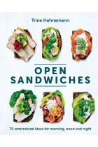 Купити - Книжки - Open Sandwiches: 70 Smorrebrod Ideas for Morning, Noon and Night