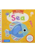 Купити - Книжки - My First Touch and Find: Sea