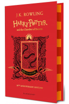 Купить - Книги - Harry Potter and the Chamber of Secrets – Gryffindor Edition