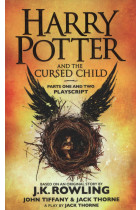 Купить - Книги - Harry Potter and the Cursed Child - Parts One and Two: The Official Playscript of the Original West End Production