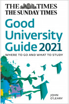 Купити - Книжки - The Times Good University Guide 2021: Where to Go and What to Study