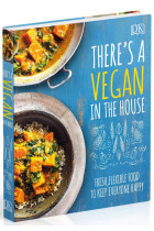 Купить - Книги - There's a Vegan in the House