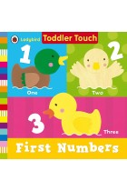 Купить - Книги - Toddler Touch: First Numbers