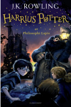 Купити - Книжки - Harry Potter and the Philosopher's Stone (Latin)