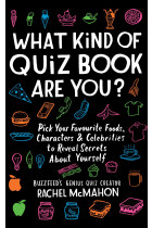 Купити - Книжки - What Kind of Quiz Book Are You? Pick your Favourite Foods, Characters and Celebrities to Reveal Secrets About Yourself
