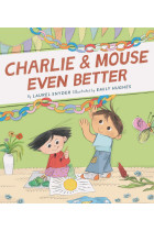 Купити - Книжки - Charlie & Mouse Even Better. Book 3
