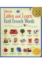 Купить - Книги - Listen and Learn. First French Words. Cards