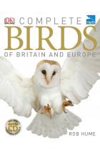 Купити - Книжки - RSPB Complete Birds of Britain and Europe