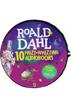 Купити - Книжки - Roald Dahl 10 Phizz-Whizzing Audiobooks (29 CD-ROM)