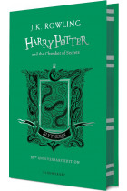 Купить - Книги - Harry Potter and the Chamber of Secrets – Slytherin Edition