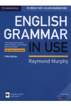 Купити - Книжки - English Grammar in Use Book with Answers and Interactive eBook: A Self-study Reference and Practice Book for Intermediate Learners of English 5th Edition