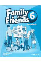 Купить - Книги - Family and Friends 6. Workbook