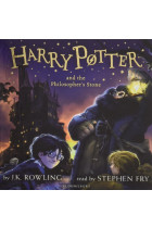 Harry Potter and the Philosopher's Stone. Audio CD