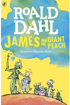 Купить - Книги - James and the Giant Peach