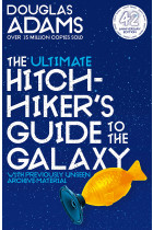 Купити - Книжки - The Ultimate Hitchhiker's Guide to the Galaxy: 42nd Anniversary Edition