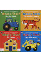 Купити - Книжки - What's That? Ladybird Pack