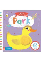 Купить - Книги - My First Touch and Find: Park