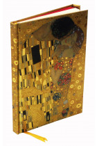 Купити - Книжки - Klimt. Kiss. Foiled Journal