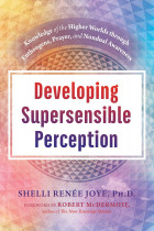 Купить - Книги - Developing Supersensible Perception