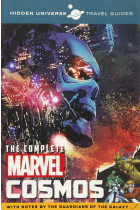 Купити - Книжки - Hidden Universe Travel Guide - The Complete Marvel Cosmos: With Notes by the Guardians of the Galaxy