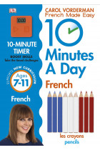 Купити - Книжки - 10 Minutes a Day French Ages 7-11 Key Stage 2