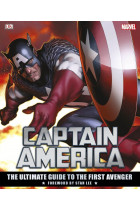 Купить - Книги - Captain America. The Ultimate Guide to the First Avenger