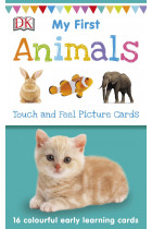 Купить - Книги - Animals. My First Touch and Feel Picture Cards