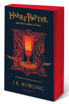 Купить - Книги - Harry Potter and the Goblet of Fire (Gryffindor Edition)