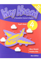 Купити - Книжки - Way Ahead New 4 Pupil's Book (+ CD-ROM)