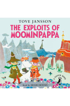 Купити - Книжки - The Exploits of Moominpappa